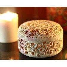 Floral Arabesque Box