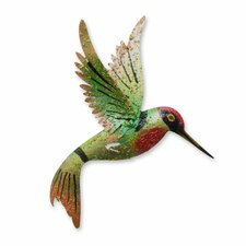 Bird Artisan Handcrafted Iron Wall Décor
