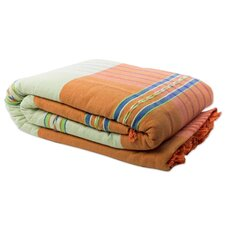 Woven By Hand Cotton Bedspread