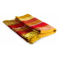 Miriam and Debora Hand Crafted Central American Cotton Table Cloth