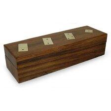Fair Trade Wood Domino