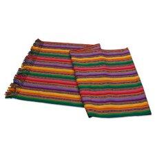 Fantasy Cotton Striped Table Cloth