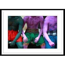 Colorful Body on Kodak Professional Doff Paper by Andika Pratama Photographic Print
