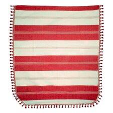 Sweet Oaxaca Hand Woven King Cotton Bedspread