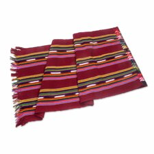 Paths to Chichicastenango Hand Woven Table Runner