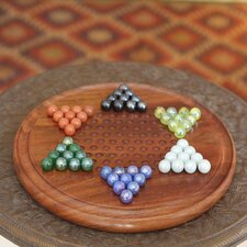 Strategy Time Wood Chinese Checkers