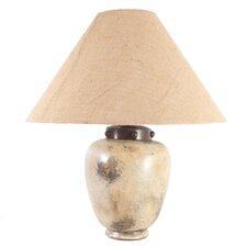 "Raul Fuenzalida Artisan 22"" H Table Lamp with Empire Shade"