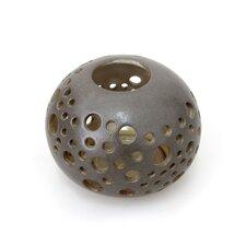 Snowball Veny Lydiawati Artisan Ceramic Candleholder