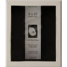 Shadow Box Showcase Picture Frame