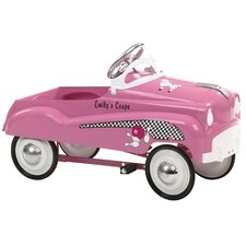 Pink Lady Pedal Car