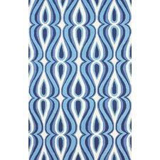 Uzbek Blue Luciano Rug