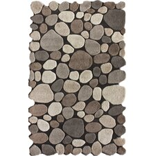 Pebbles Pebbles Natural Area Rug
