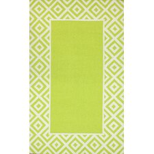 Heritage Alice Green Area Rug
