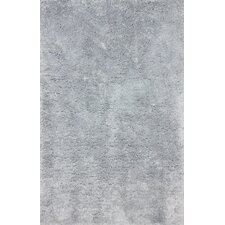 Maginifique Hand Tufted Light Gray Area Rug