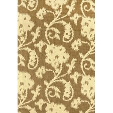 Floral Santiago Taupe Outdoor Area Rug