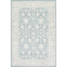 Eren Blue Area Rug