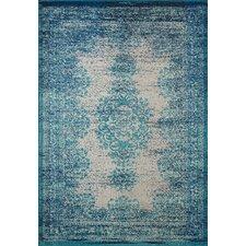 Moriah Blue Vintage Area Rug