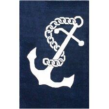 Moderna Navy Area Rug