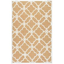 Marrakesh Moderno Moroccan Trellis Sunrise Area Rug