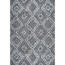 Layton Gray Shag Area Rug