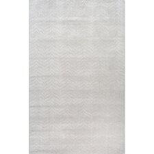 Lundberg Hand Woven Gray Area Rug