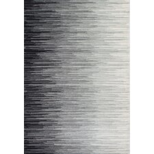 Lexie Black Area Rug