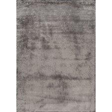 Block Island Cloud Shag Grey Area Rug