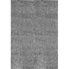 Shag Gray Area Rug
