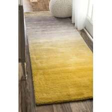 Sion Yellow Area Rug