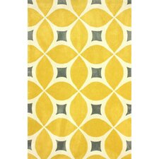 Barcelona Sunflower Gabriela Area Rug
