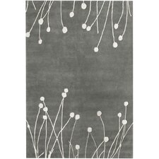 Fancy Deseo Gray Area Rug