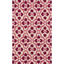 Pop Pink Sonia Area Rug