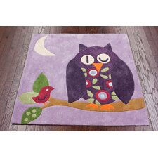 Fergie Night Owl Novelty Rug