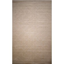 Natura Brown/Tan Solid Area Rug