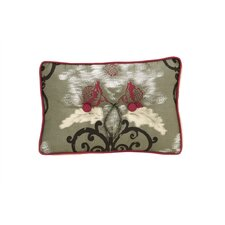 Coronado Tufted Cotton Lumbar Pillow