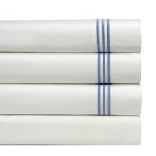 Egyptian 300 Thread Count Cotton Embroidered Pillowcases
