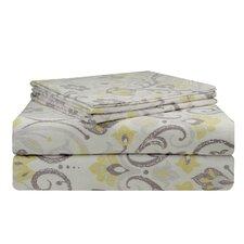 Meadow Flannel Sheet Set