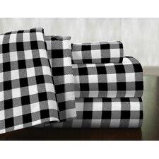 Milton 100% Cotton Flannel Sheet Set