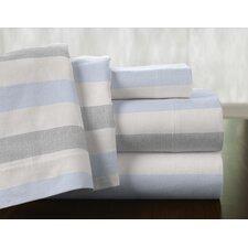 Savannah 100% Cotton Flannel Sheet Set
