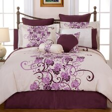 Grapevine 8 Piece Bed in a Bag Set