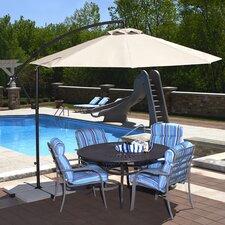 10' Santiago Cantilever Umbrella