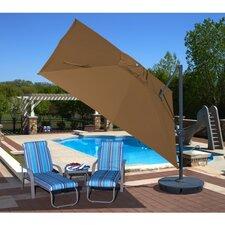 10' Santorini II Cantilever Umbrella