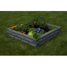 Garden Wizard Square Raised Garden Planter
