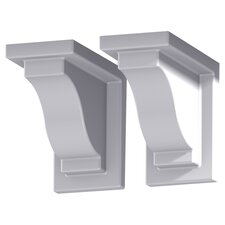 Yorkshire Decorative Brackets (Two Pack)