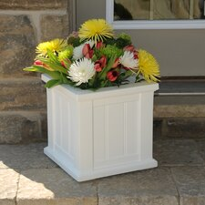 Cape Cod Rectangular Planter Box