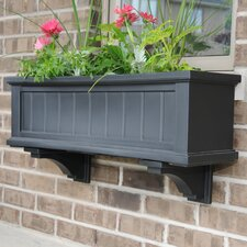 Cape Cod Rectangular Window Box