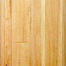 "Fiji 6-19/50"" Engineered American Hickory Hardwood Flooring in Natural"