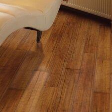"BF-777 6-19/50"" Engineered Teak Hardwood Flooring in Natural"