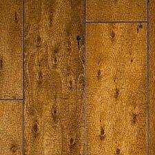 """BF-777 6-19/50"""" Engineered Eucalyptus Hardwood Flooring in Brown"""