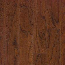 """Melissa II 4-9/10"""" Engineered Elm Hardwood Flooring in Chambord"""
